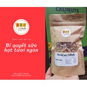 Nguyên liệu sữa hạt Calinuts